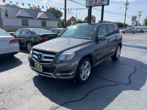 2014 Mercedes-Benz GLK for sale at Autohub of Virginia in Richmond VA