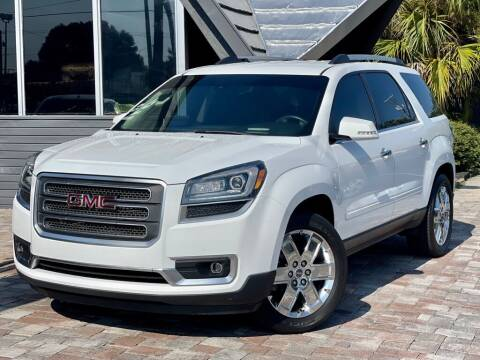 2017 GMC Acadia Limited for sale at Unique Motors of Tampa in Tampa FL