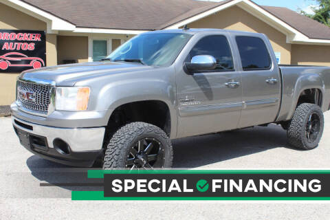 2013 GMC Sierra 1500 for sale at Brocker Autos in Humble TX