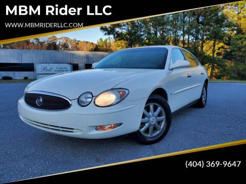 2007 Buick LaCrosse for sale at MBM Rider LLC in Alpharetta GA