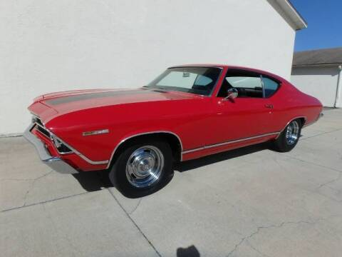 1969 Chevrolet Chevelle for sale at Classic Car Deals in Cadillac MI