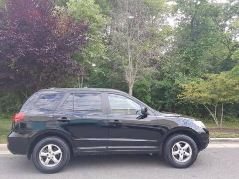 2007 Hyundai Santa Fe for sale at M & M Auto Brokers in Chantilly VA