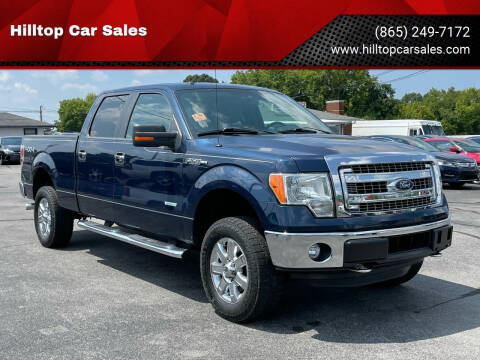2014 Ford F-150 for sale at Hilltop Car Sales in Knoxville TN