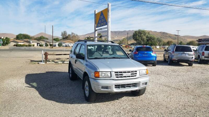 1999 Isuzu Rodeo for sale at Auto Depot in Carson City NV