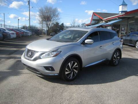 2018 Nissan Murano for sale at Import Auto Connection in Nashville TN