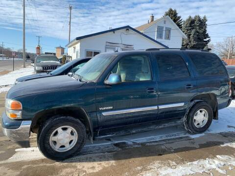 2005 GMC Yukon for sale at Motor Solution in Sioux Falls SD