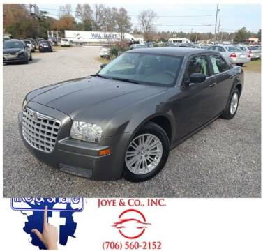 2009 Chrysler 300 for sale at Joye & Company INC, in Augusta GA
