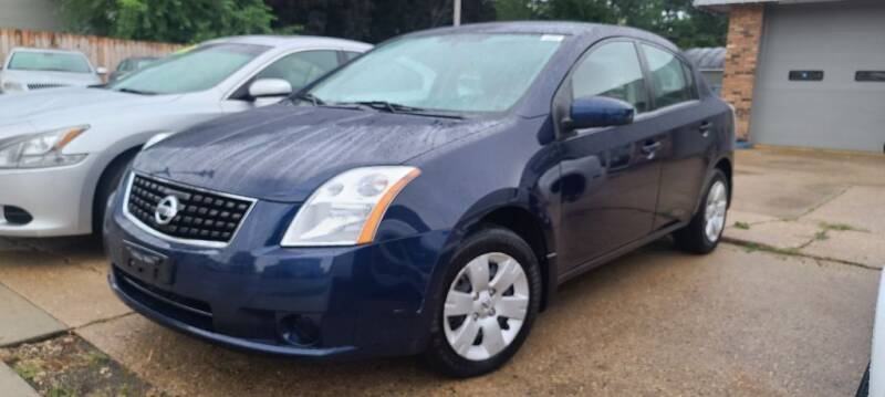 2008 Nissan Sentra for sale at LOT 51 AUTO SALES in Madison WI