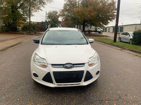 2014 Ford Focus for sale at Horizon Auto Sales in Raleigh NC