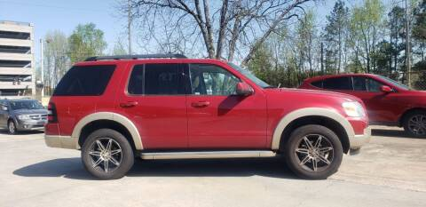 2010 Ford Explorer for sale at On The Road Again Auto Sales in Doraville GA