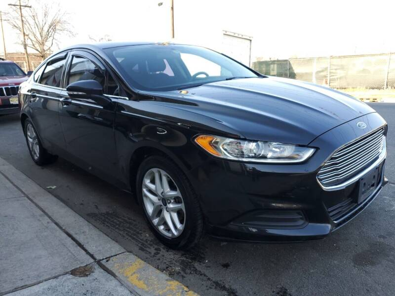 2014 Ford Fusion for sale at Moor's Automotive in Hackettstown NJ