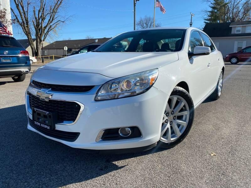 2015 Chevrolet Malibu for sale at Total Eclipse Auto Sales & Service in Red Bud IL