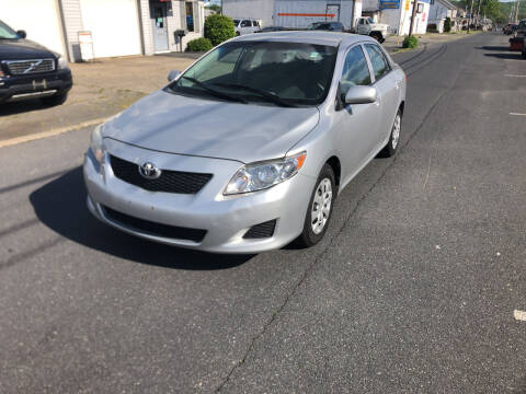 2010 Toyota Corolla for sale at 25TH STREET AUTO SALES in Easton PA