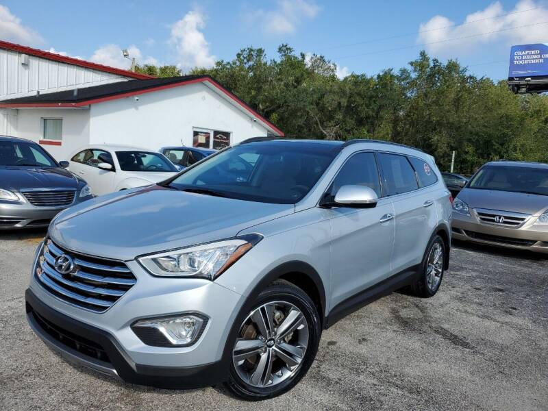 2015 Hyundai Santa Fe for sale at Mars auto trade llc in Kissimmee FL