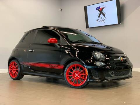 2015 FIAT 500 for sale at TX Auto Group in Houston TX