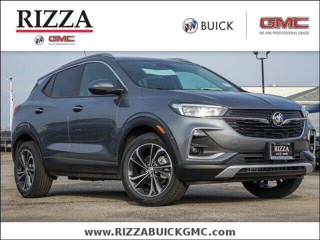 2021 Buick Encore GX for sale at Rizza Buick GMC Cadillac in Tinley Park IL