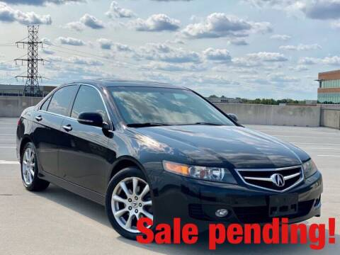 2008 Acura TSX for sale at Car Match in Temple Hills MD