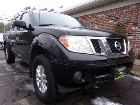 2014 Nissan Frontier for sale at Certified Motorcars LLC in Franklin NH