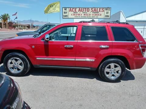 2005 Jeep Grand Cherokee for sale at ACE AUTO SALES in Lake Havasu City AZ