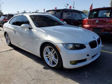 2008 BMW 3 Series for sale at America Auto Wholesale Inc in Miami FL