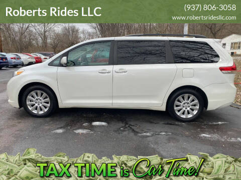 2011 Toyota Sienna for sale at Roberts Rides LLC in Franklin OH