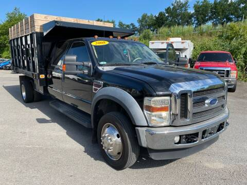 2008 Ford F-450 Super Duty for sale at South Point Auto Plaza, Inc. in Albany NY