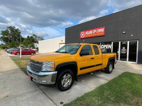 2013 Chevrolet Silverado 1500 for sale at HOUSE OF CARS CT in Meriden CT