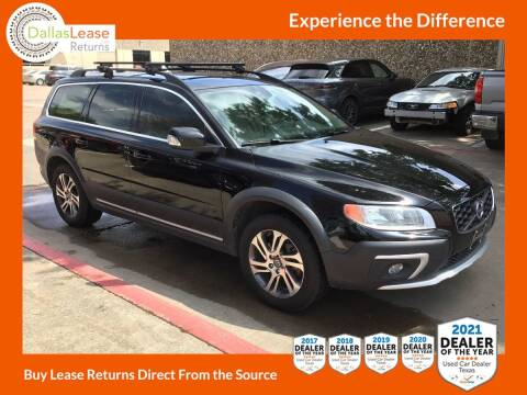 2015 Volvo XC70 for sale at Dallas Auto Finance in Dallas TX
