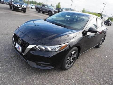 2021 Nissan Sentra for sale at Karmart in Burlington WA