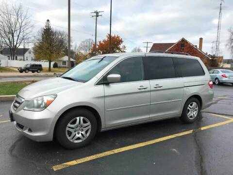 2005 Honda Odyssey for sale at Petite Auto Sales in Kenosha WI