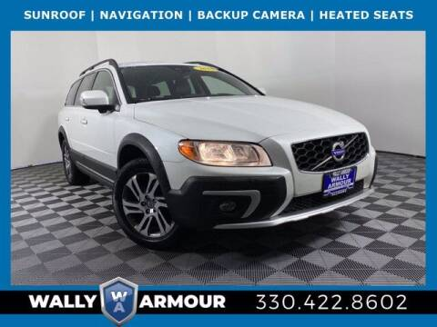 2015 Volvo XC70 for sale at Wally Armour Chrysler Dodge Jeep Ram in Alliance OH