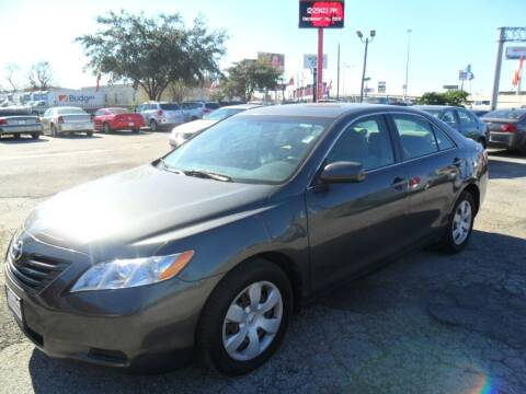 2007 Toyota Camry for sale at Talisman Motor City in Houston TX