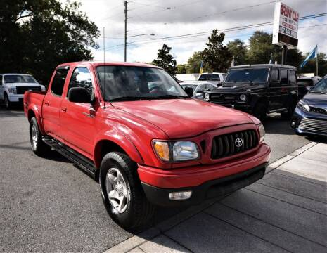 2002 Toyota Tacoma for sale at Grant Car Concepts in Orlando FL