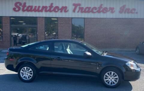 2009 Chevrolet Cobalt for sale at STAUNTON TRACTOR INC in Staunton VA