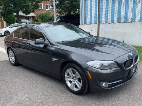 2012 BMW 5 Series for sale at Sylhet Motors in Jamaica NY