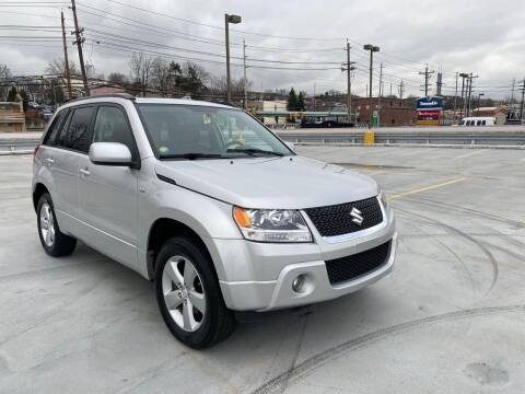 2009 Suzuki Grand Vitara for sale at JG Auto Sales in North Bergen NJ
