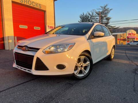 2014 Ford Focus for sale at Keystone Auto Center LLC in Allentown PA