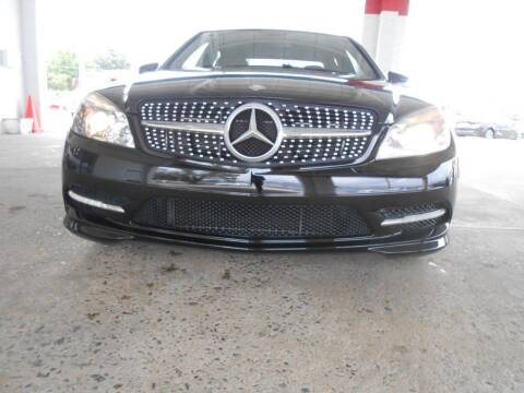 2011 Mercedes-Benz C-Class for sale at Auto America in Charlotte NC