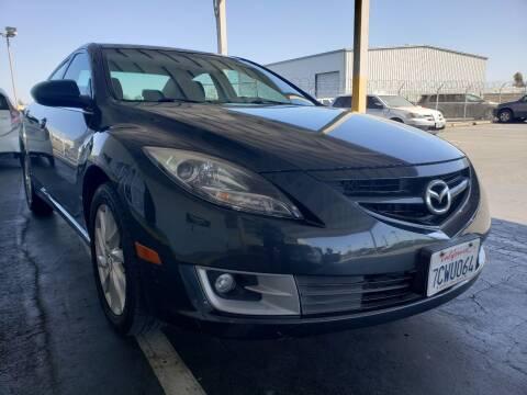 2012 Mazda MAZDA6 for sale at Express Auto Sales in Sacramento CA