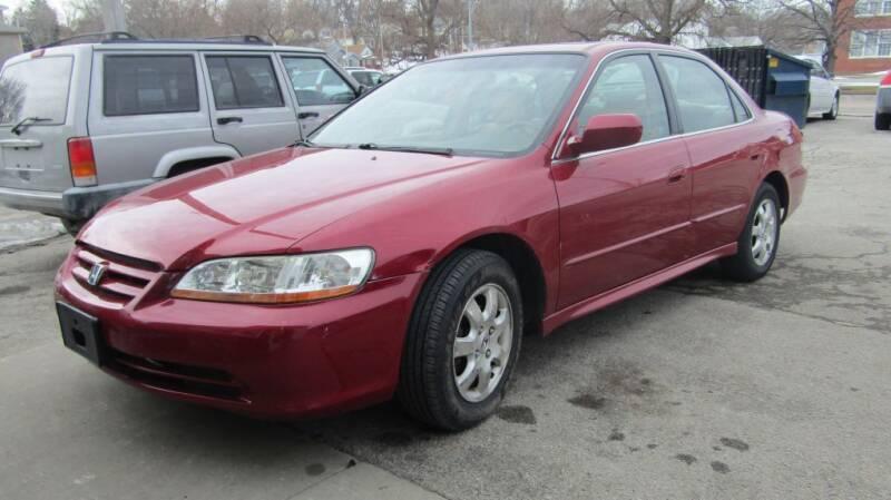 2002 Honda Accord for sale at MTC AUTO SALES in Omaha NE