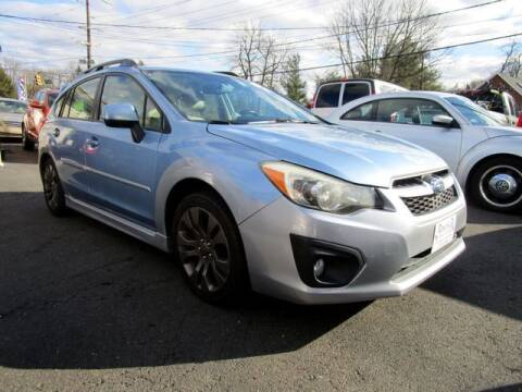 2012 Subaru Impreza for sale at American Auto Group Now in Maple Shade NJ