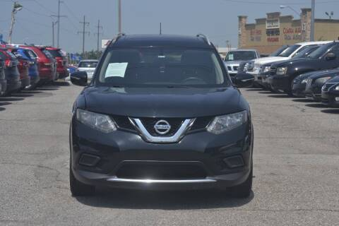 2014 Nissan Rogue for sale at T & D Motor Company in Bethany OK