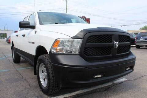 2014 RAM Ram Pickup 1500 for sale at B & B Car Co Inc. in Clinton Twp MI