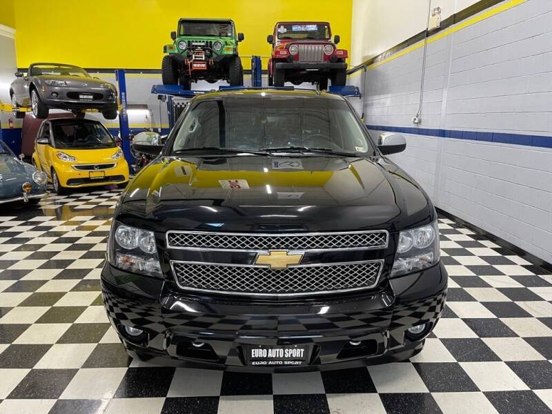 2013 Chevrolet Suburban for sale at Euro Auto Sport in Chantilly VA