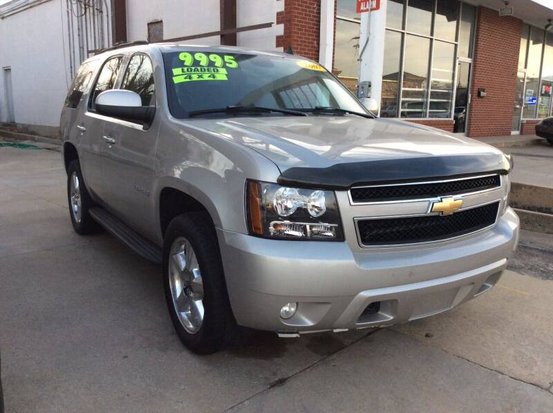2007 Chevrolet Tahoe for sale at Harrison Family Motors in Topeka KS
