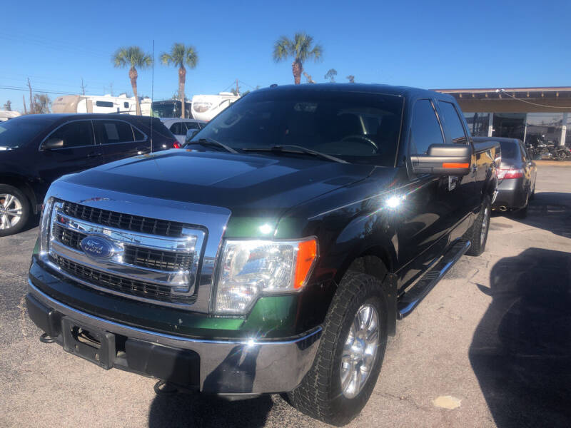 2013 Ford F-150 for sale at Outdoor Recreation World Inc. in Panama City FL