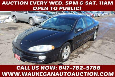 1999 Dodge Intrepid for sale at Waukegan Auto Auction in Waukegan IL