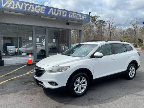 2013 Mazda CX-9 for sale at Vantage Auto Group in Brick NJ