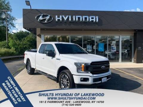 2020 Ford F-150 for sale at Shults Hyundai in Lakewood NY