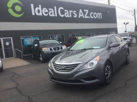 2011 Hyundai Sonata for sale at Ideal Cars Atlas in Mesa AZ